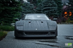 Ferrari F40 Fully Wrapped
