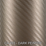 3M DI-NOC CA-423 Dark Pewter
