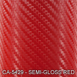 3M DI-NOC CA-5429 Semi-Gloss Red