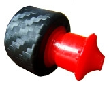 Aerator from Aeror wrapped in carbon fiber 3M DI-NOC