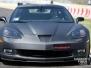 Romeo Ferraris Full Corvette Wrap